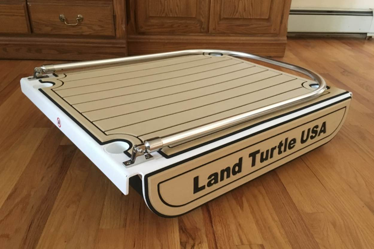 Land Turtle at Home
