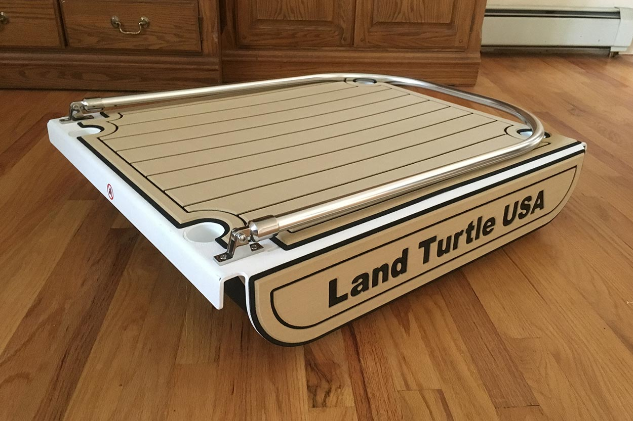 Land Turtle Moving Boxes